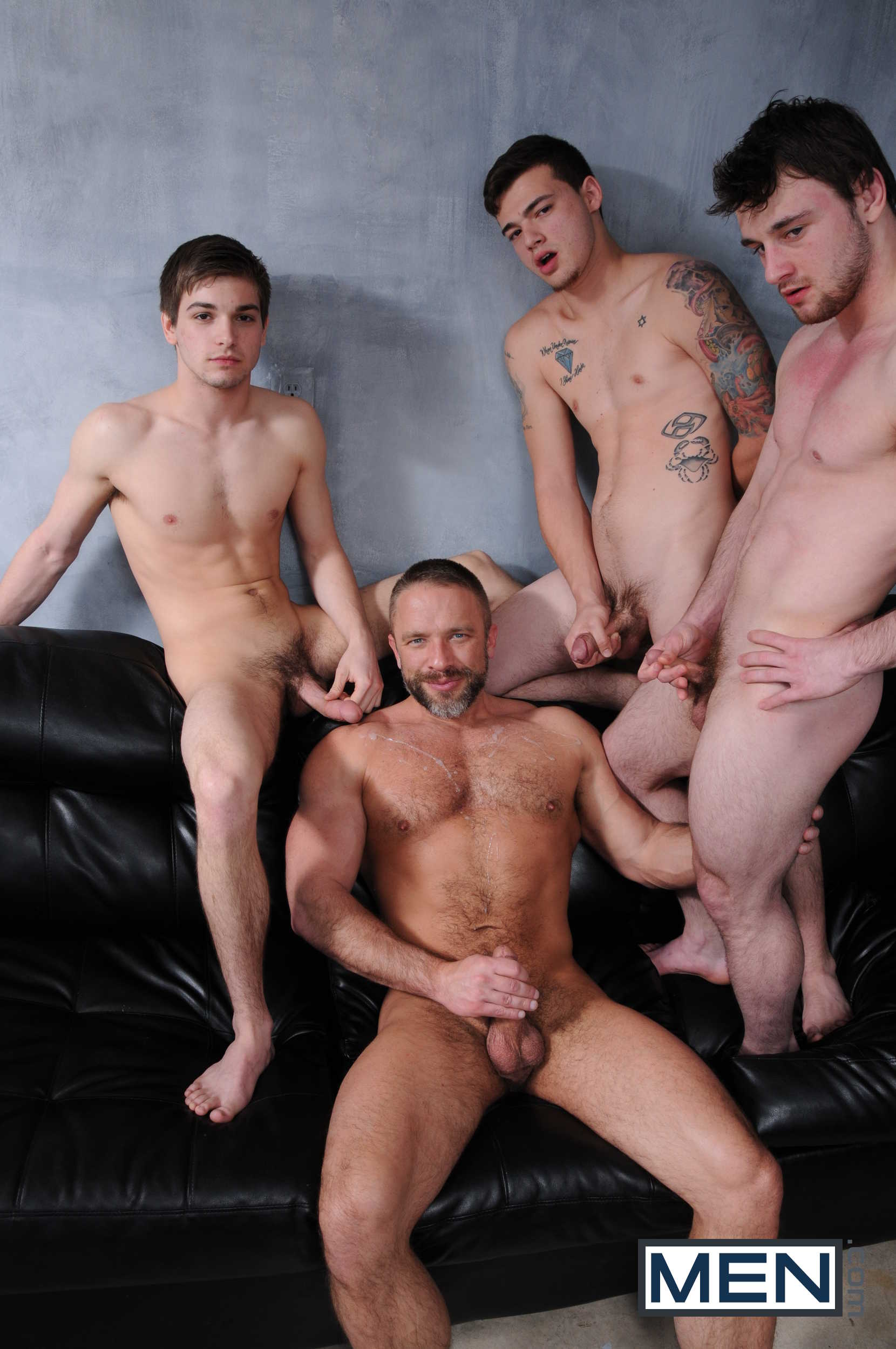 The Stepfather Gay Porn
