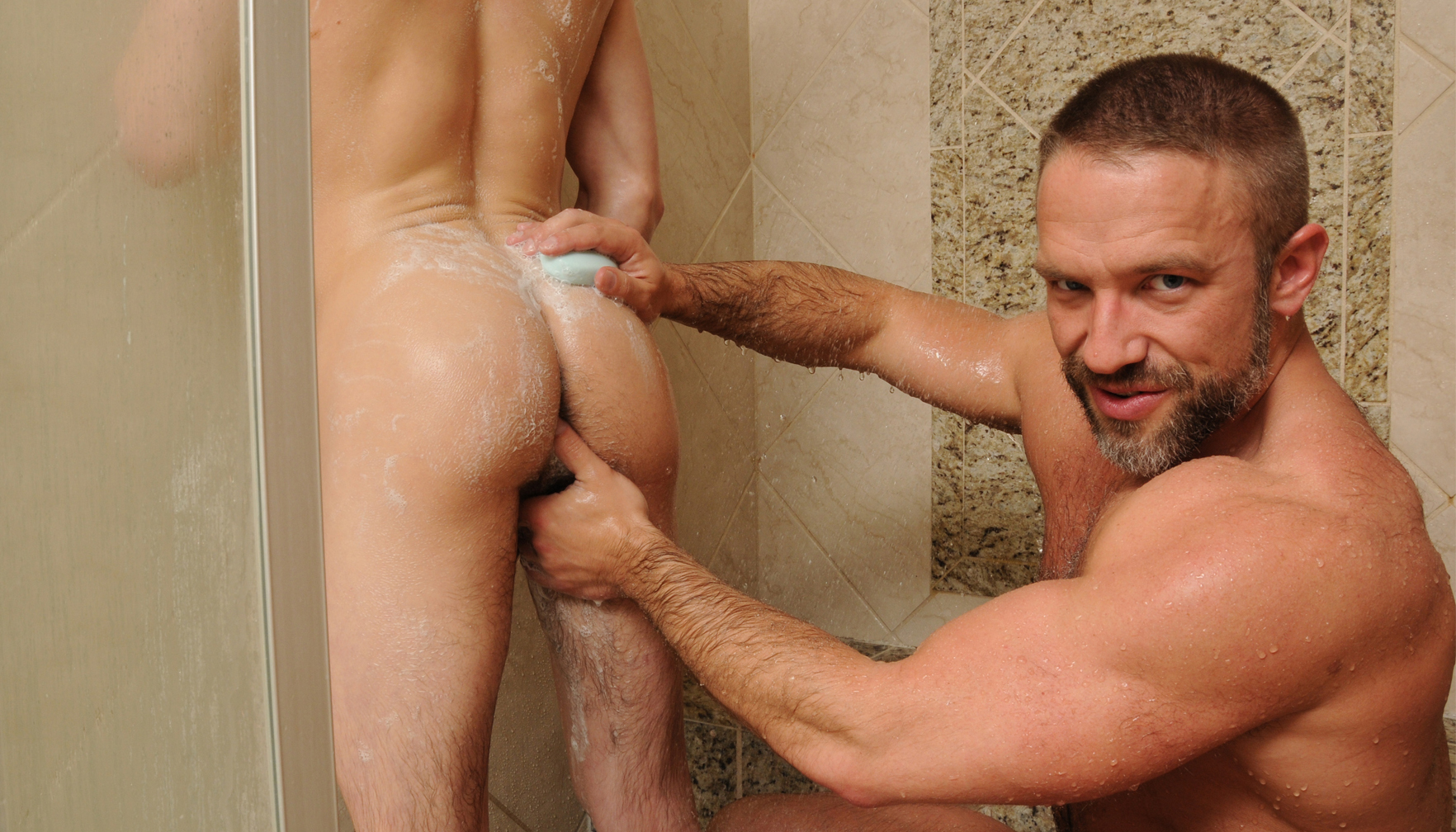 Father and son gay porn