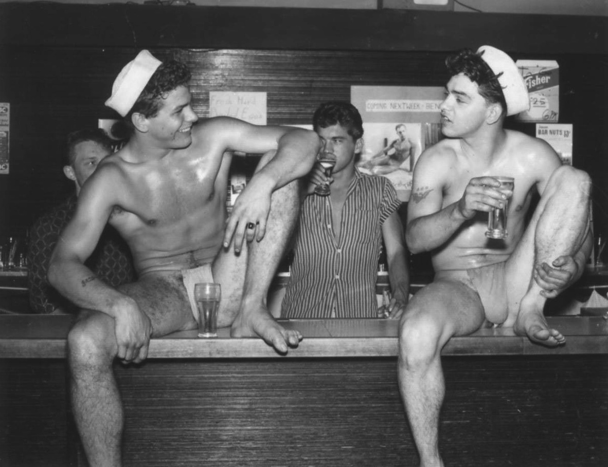 vintage gay photos