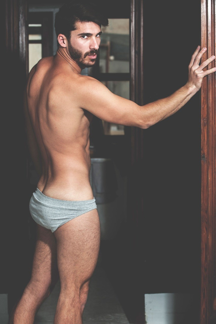Models french nude male