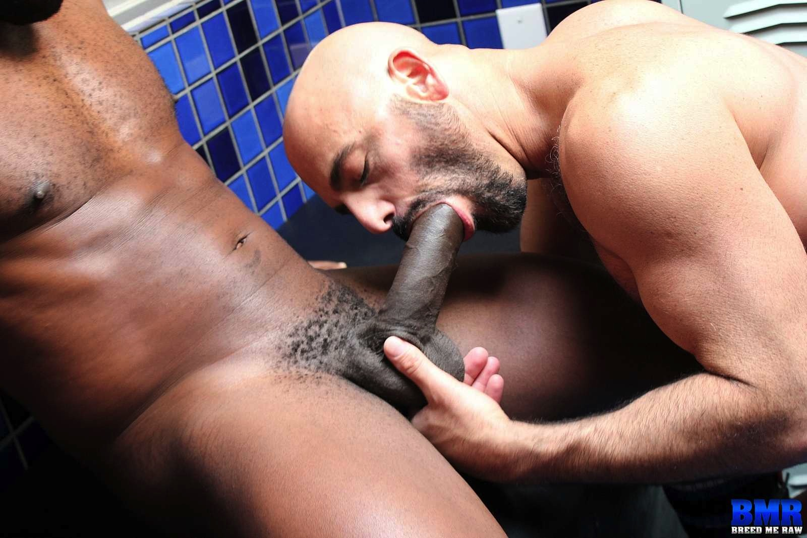 sex raw Black gay