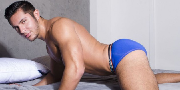 BREAKING NEWS: Latest Andrew Christian Video Actually Features Underwear