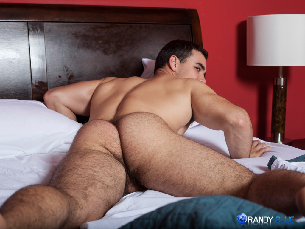Buff Jock Ass Gets Jizzed