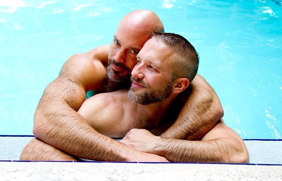 Jesse Jackman and Dirk Caber for Island House