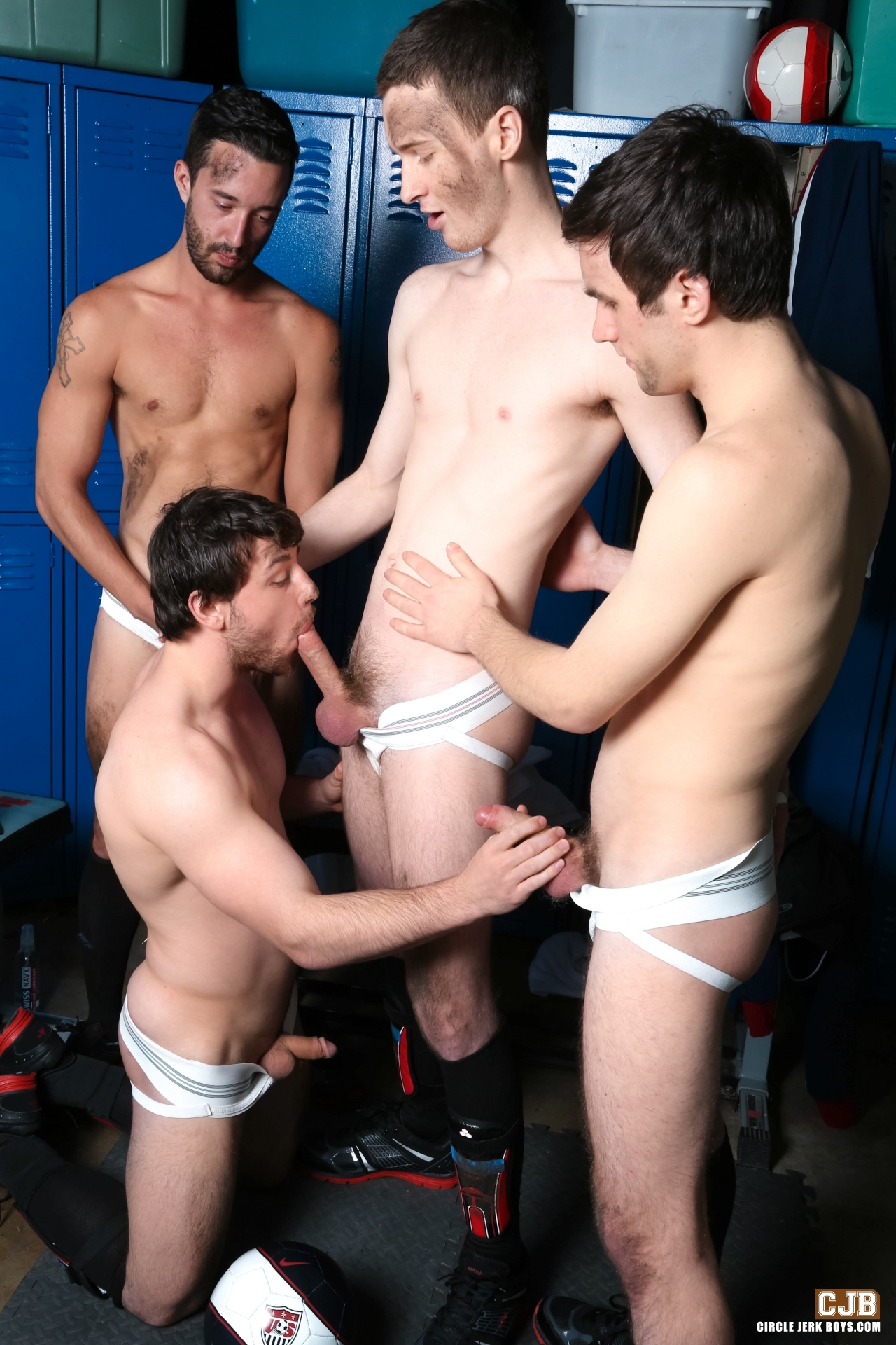 from Moshe free gay porn circle jerk