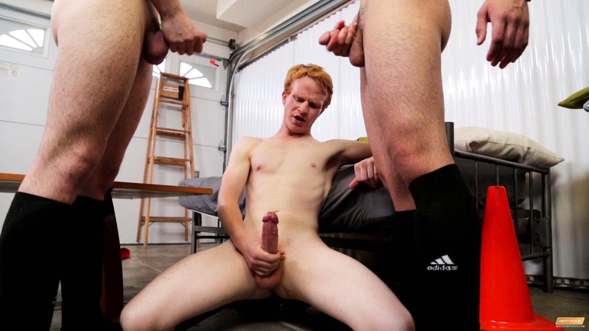 Ginger boy porn