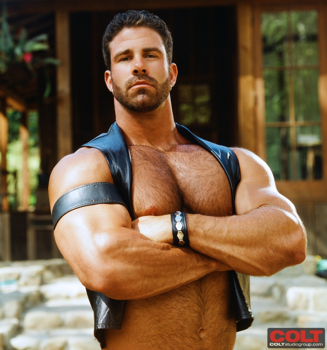 Hairy Muscle Gay Movies
