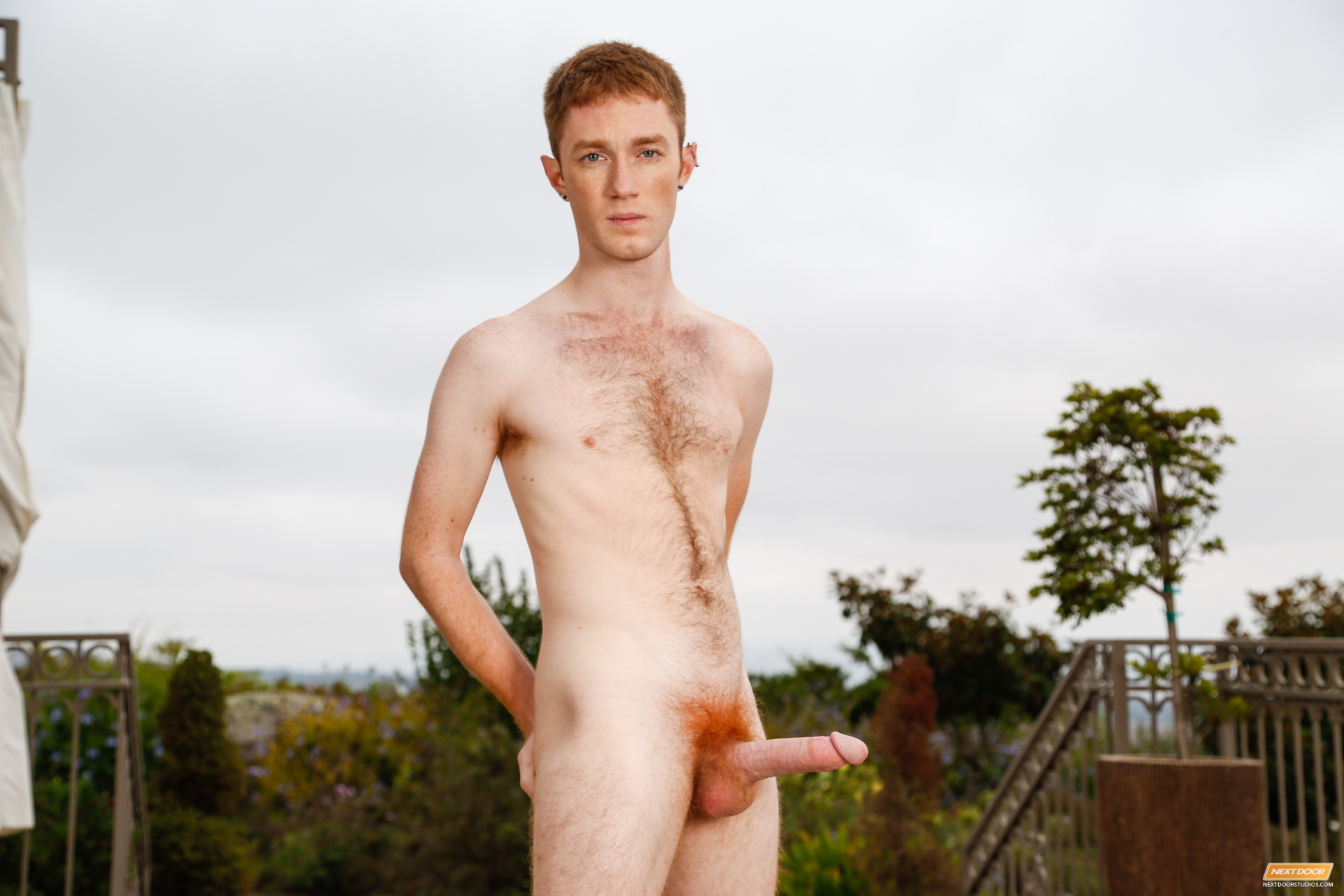 Next door twink introducing hung seamus 9