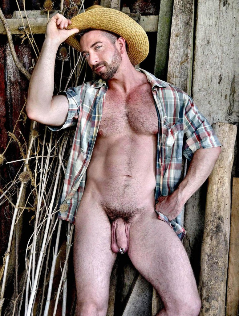 Hairy cowboys fuck each others hairy asses fuck the butt