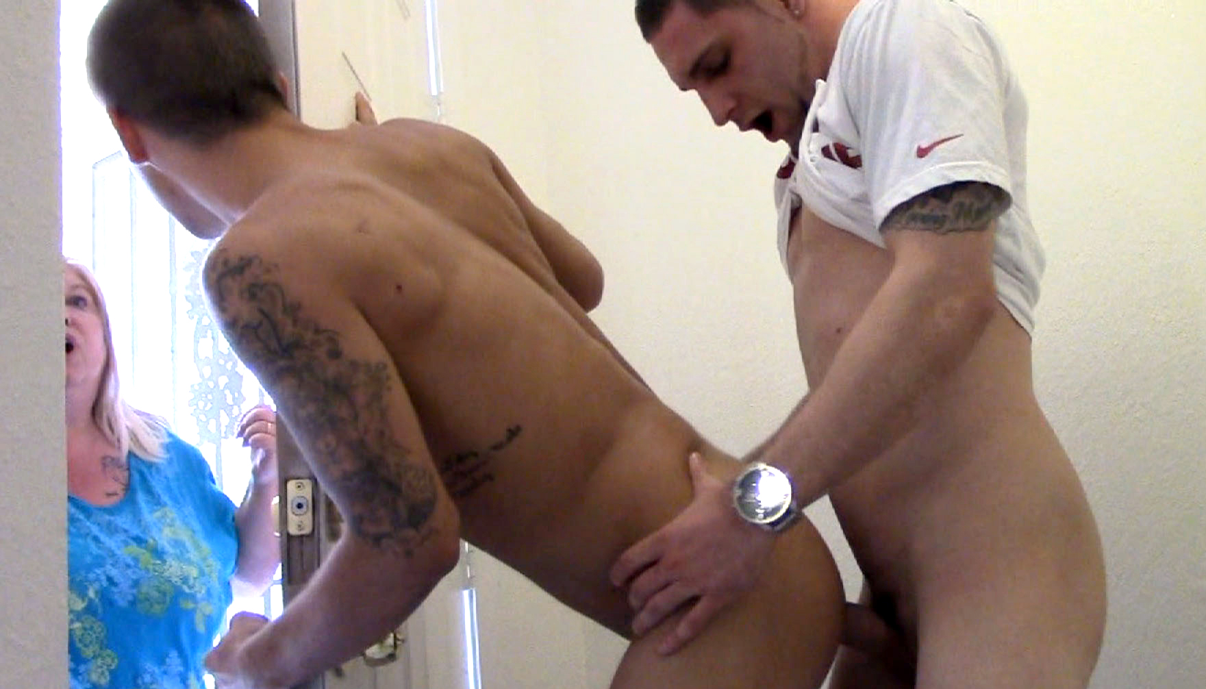 Gay neighbor fucking
