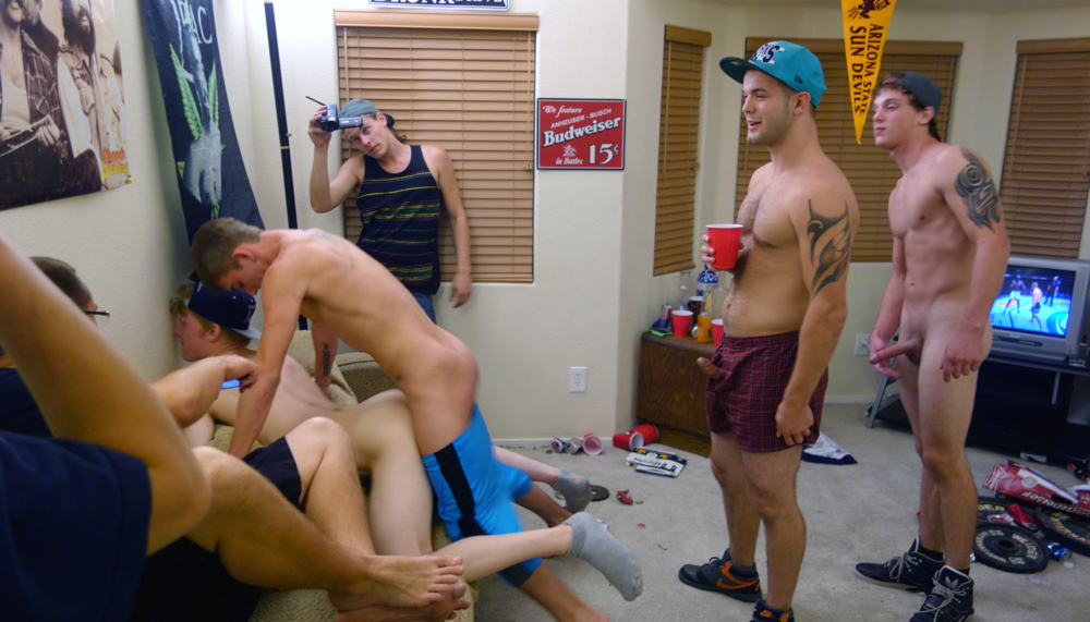 sorority house sex party