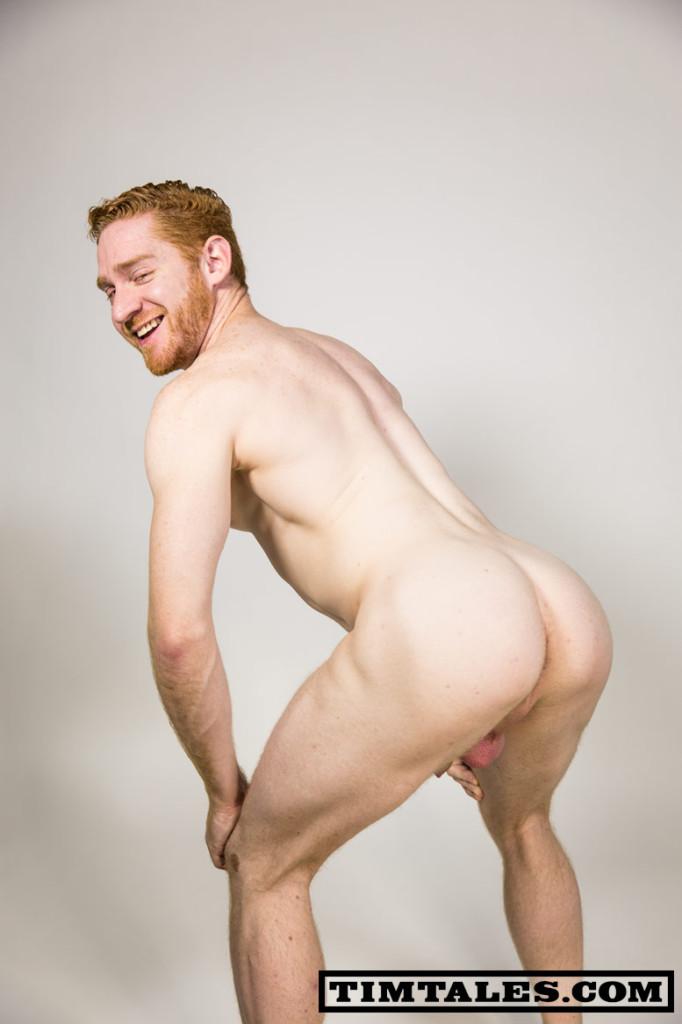 Gay cock redhead