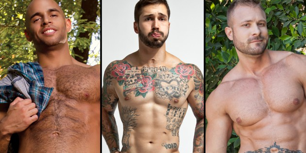 The Ten: Who Will Be The NEXT Sexiest Man Of The Moment?