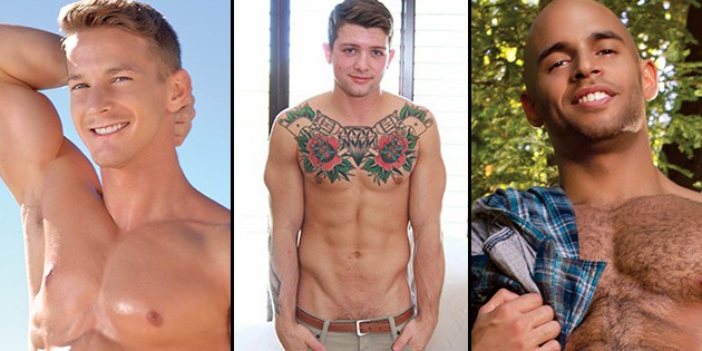 The Ten: It's Time To Crown The Next Sexiest Man of The Moment!