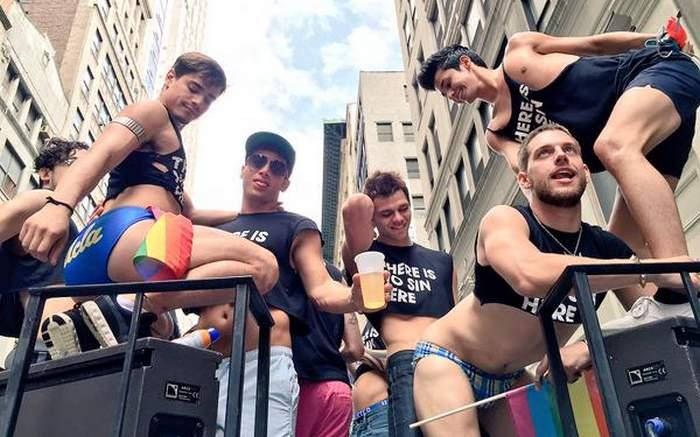 Gay porn festival
