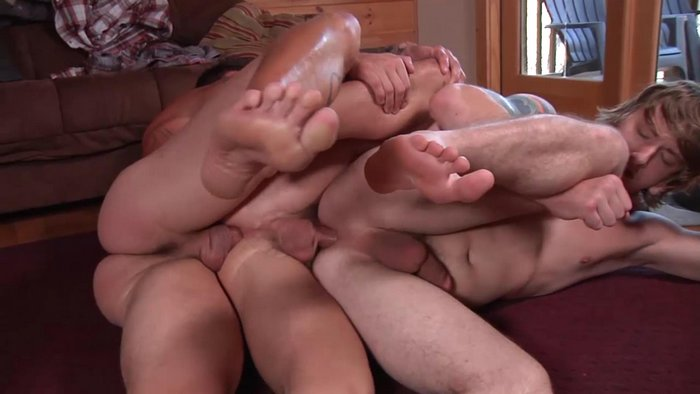 Bryce Scott Harbor And Sebastian Teen Fuck Tom Faulk