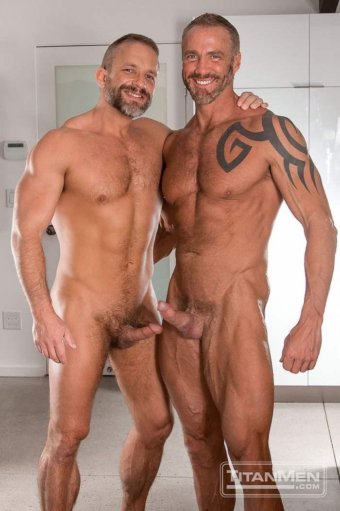 Dallas Steele Dirk Caber Gay Porn TitanMen 4