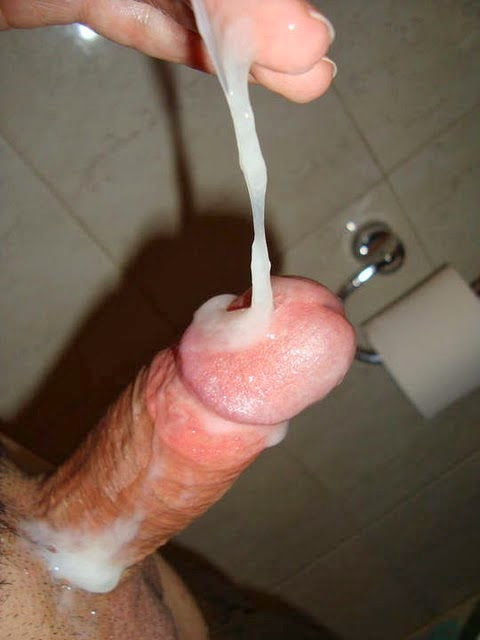 Cock Full Of Cum