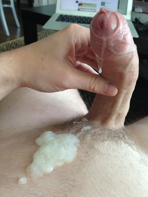 Cock and cum pictures