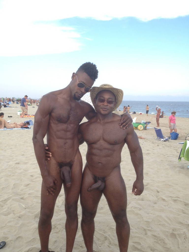 African nudist beachtures #11