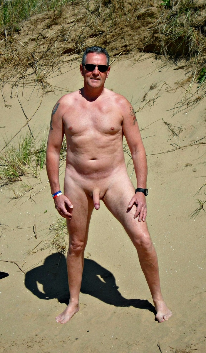nudist beach gay