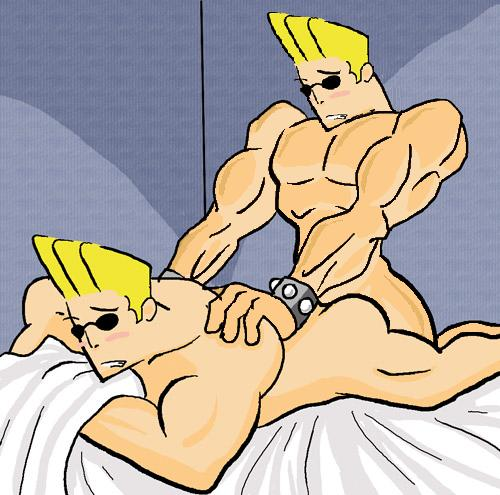 Johnny Bravo Nude 44