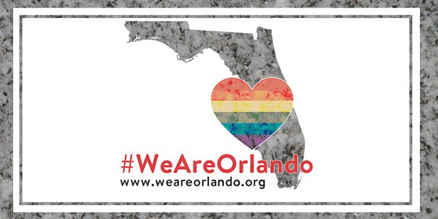Falcon Studios' Open Letter: We Are Orlando