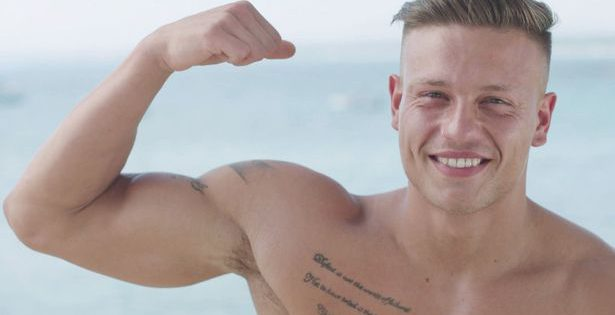 Celebrity Dick: Is This Alex Bowen From Love Island's Dick Pic?