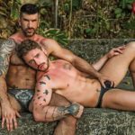 Adam Killian Is A Porn Minotaur And Josh Rider's Up In His Ass Maze