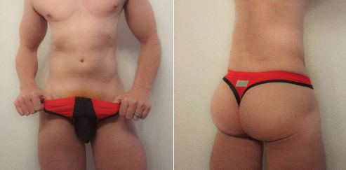 Twitter Feed (Me): Gingerbums (And 20% Off On SUKREW Underwear For Our Readers!)