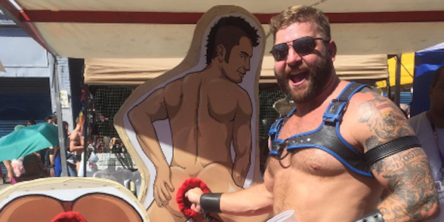 Let's Check Out What Colby Jansen And A Few Other Porny Favorites Were Doing At Folsom!