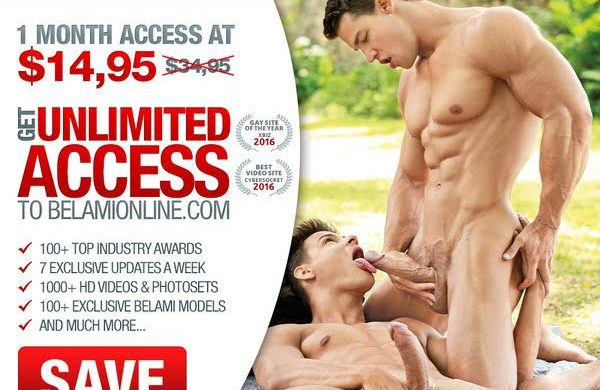 Get A Month Of Bel Ami For $14.95! (It's Normally $34.95)