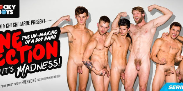 """The """"One Erection"""" Finale Guest-Starring Colby Keller Is Here! (And Cocky Boys Is Half Off For Just A Few More Days!)"""
