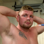 Beefy Fuckers: Big Blonde Daniel Gets Exposed And Explored