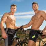 Sean Cody: Nixon And Shaw Ride Bikes Then Each Other