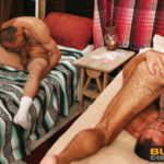 Hot Or Not: Two Guys Blowing Themselves At The Same Time
