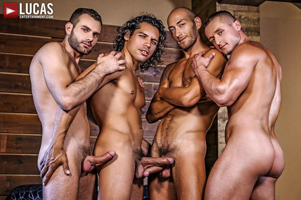 Four way bareback