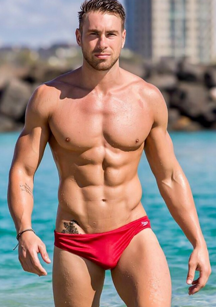 Gay speedo bulge gallery