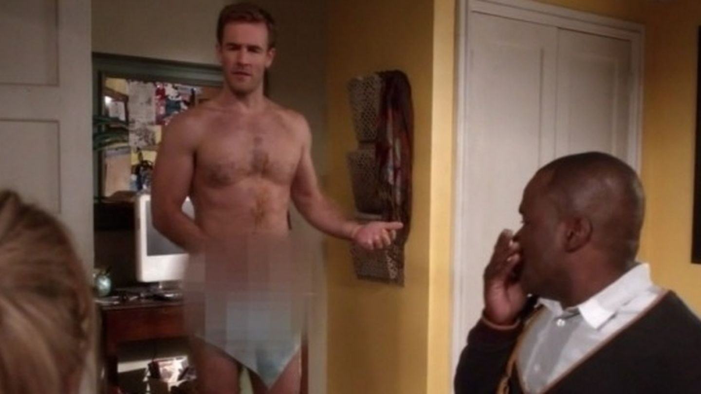 Words... super, James vander beek naked party can