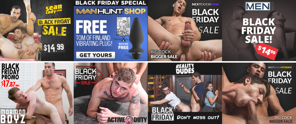 Black Friday Special Porn