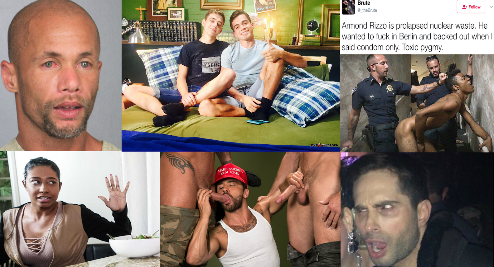 Year in Review - Str8UpGayPorn