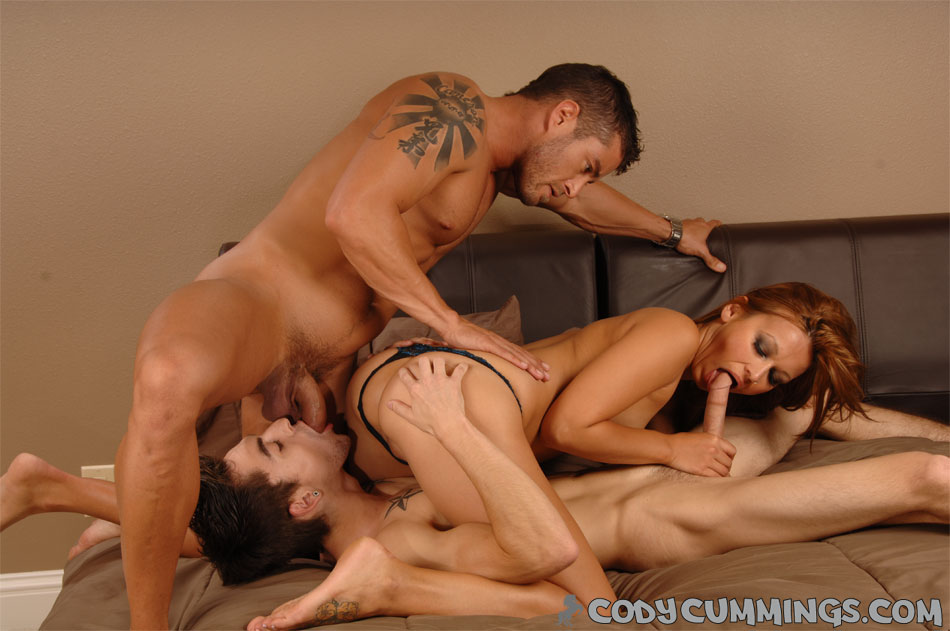 three way sex mmf