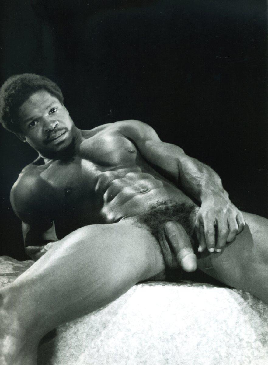 black gay vintage porn